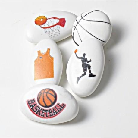 """Dragées Personnalisées """"Basket"""""""