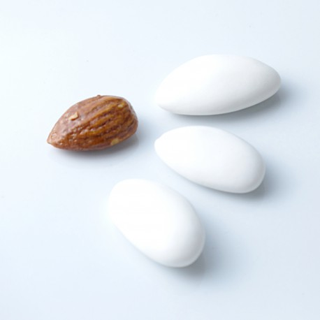 DRAGEES AMANDES AVOLA BLANCHE