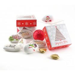 """Cadeaux d'invités """" Joyeuses Fêtes"""""""