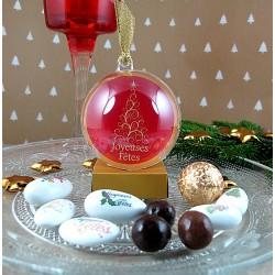 """Cadeaux d'invités """"Joyeuses Fêtes"""""""