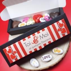 Boite St Valentin Toi et Moi